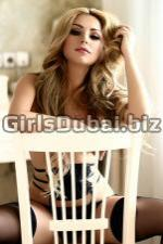 Sexy Katrin Dubai escort lady for fun