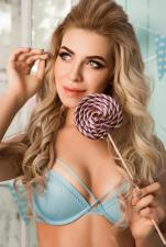 Vibrant Personality Estonian Escort Litta Enjoy Every Moment Marina Dubai