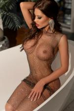 Extremely Sympathetic Overnight Escort Companion Deni Is Looking For A Hot Date Dubai