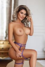 Flirty Escort Catarina Sexy Tanned And Toned Body Dubai