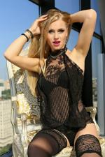 Perfect Slim Body Russian Escort Elissa Available Now Marina Dubai