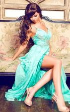 Hot Russian Brunette Escort Lovely Evening Together Abu Dhabi