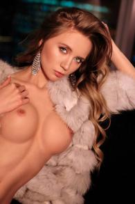 Exquisite Physique Russian Escort Taika Full Of Sensuality Dubai