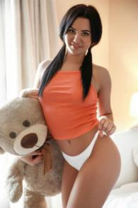Affectionate Escort Magdala Relaxing Moments Of Intimacy Abu Dhabi