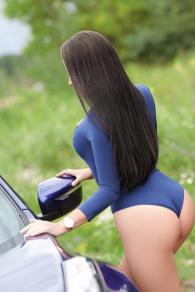 Curvy Hungarian Escort Selma Mind Blowing Erotic Experience Abu Dhabi