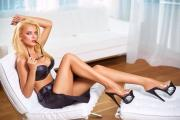 Blonde Estonian Escorts Lady Amilda Loves What She Does Jumeirah Lakes Towers Dubai - 6