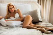 Blonde Latvian Escort Kelly Tantric Massage Sheikh Zayed Road Dubai Photo 2